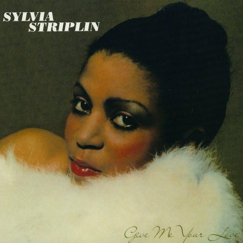 Sylvia Striplin - Give Me Your Love LP